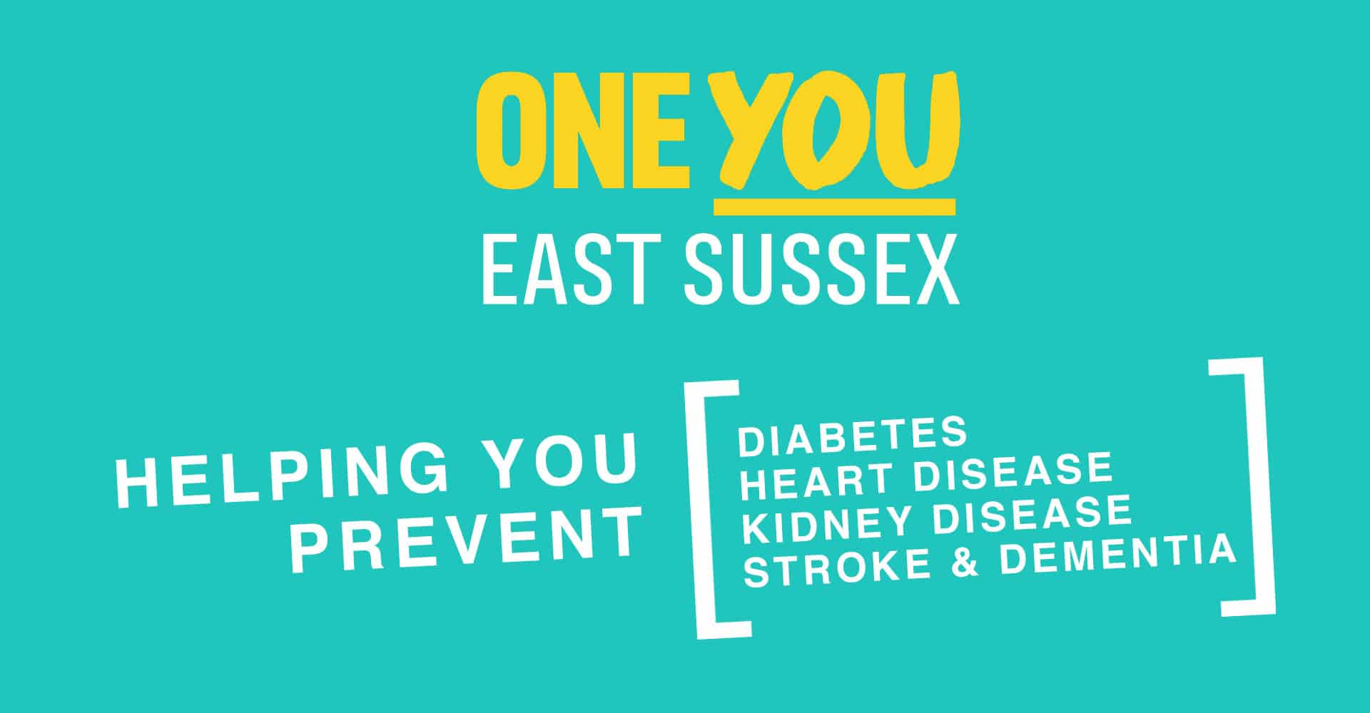 One You Free Health Checks in Sussex