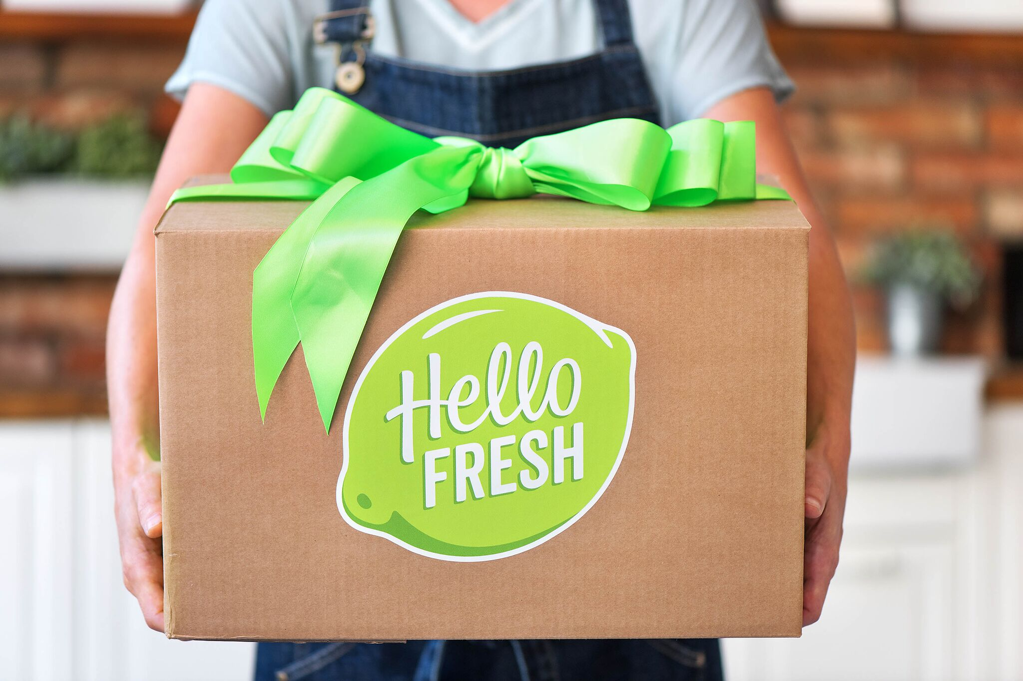 hello fresh food box
