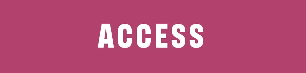 Access Button - Pink