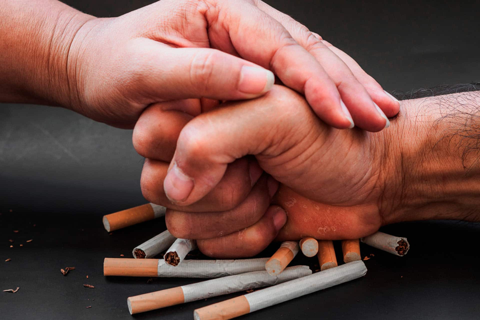 Quit smoking support