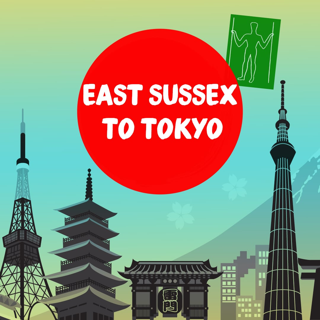One You East Sussex to Tokyo